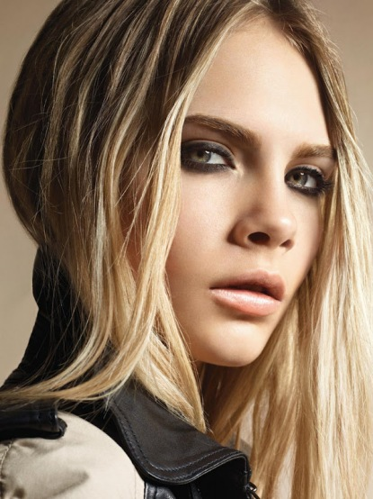Cara Delevingne for Burberry Fall 2012-000