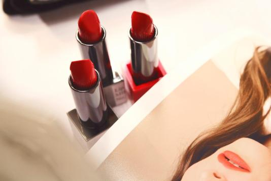 modern red lips for spring-summer 13