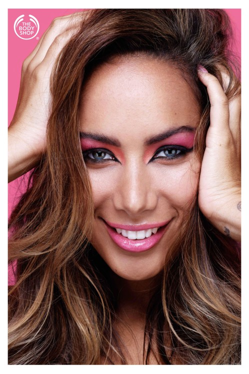 Leona Lewis para The Body Shop