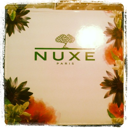 NUXE Labs Paris present