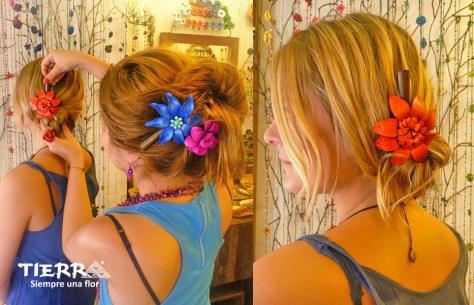 pinzas cabello