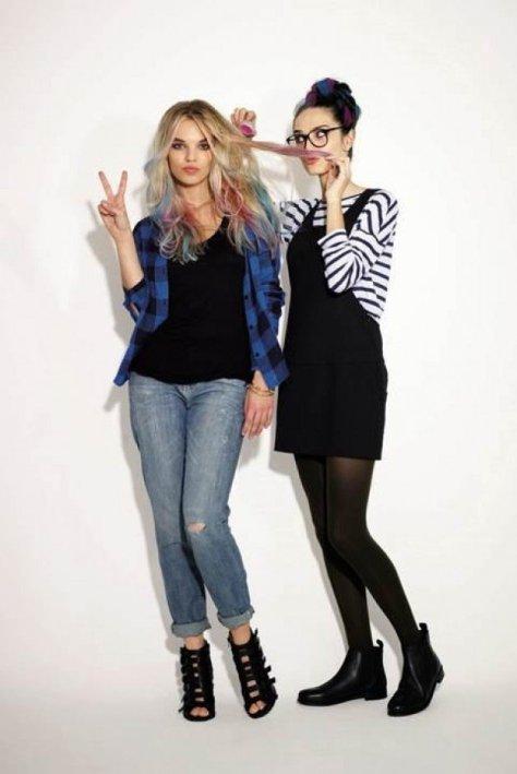 The Body Shop tizas de colores cabello - quiero ser como yo