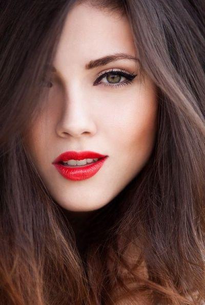 Labial rojo Quiero ser como yo