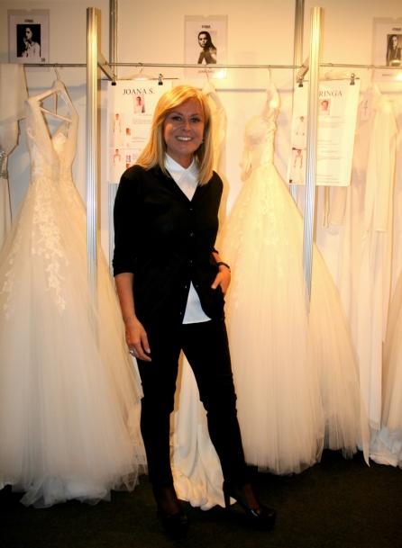 Rosa Clará Barcelona Bridal Week 2014 - Quiero ser como Yo