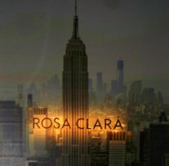 Bacelona bridal week 2014 Rosa Clará - Quiero ser como yo