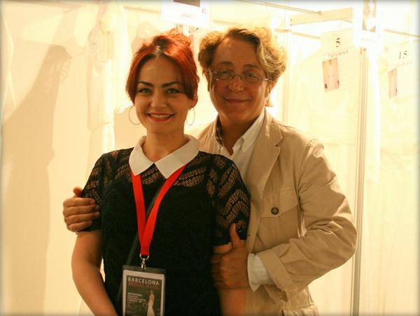 Victorio&Lucchino Barcelona Bridal Week Quiero ser como Yo Alba Trujillo
