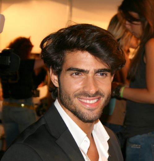 Model Juan Betancourt