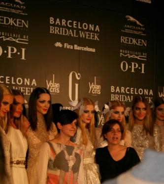 Yolan Cris Barcelona Bridal Week Quiero ser como yo