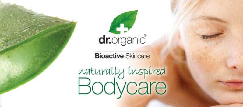 DrOrganic Logo